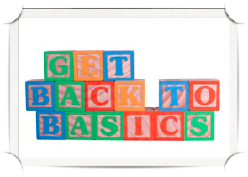 back to basics: create your own blog